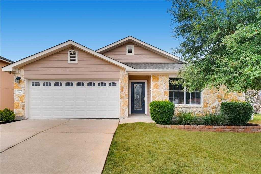 $214,900 - 3Br/2Ba -  for Sale in Sec Hutto Parke 06, Hutto