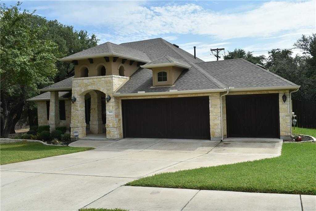 $495,000 - 3Br/3Ba -  for Sale in Sendero Spgs Sec 05, Round Rock