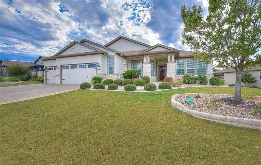 $479,950 - 3Br/3Ba -  for Sale in Sun City Texas Neighborhood 54 Pud, Georgetown