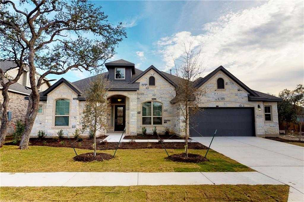 $471,665 - 4Br/2Ba -  for Sale in Highlands/mayfield Ranch Sec 9, Round Rock
