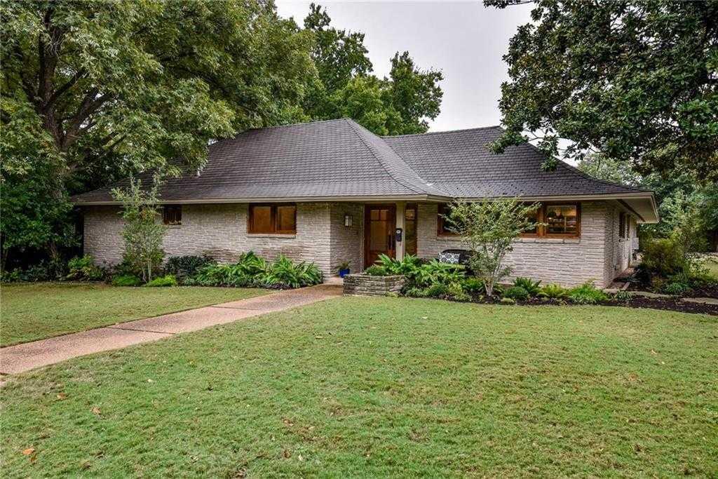 $1,299,000 - 4Br/3Ba -  for Sale in Highland Park West, Austin