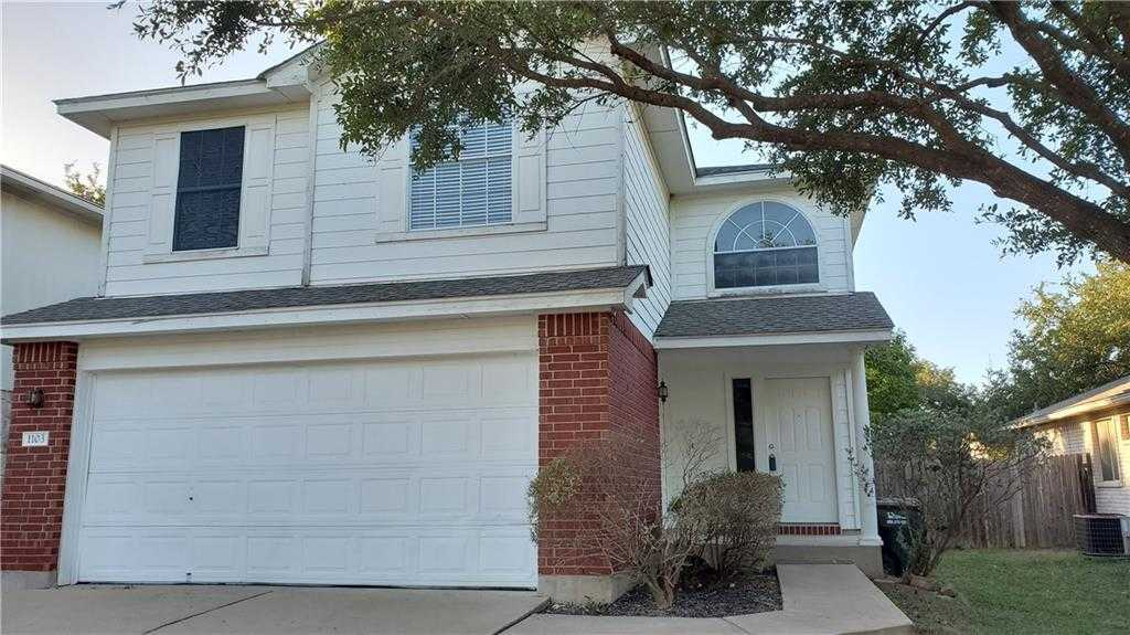 $206,000 - 3Br/3Ba -  for Sale in Block House Creek Ph F Sec 02, Leander