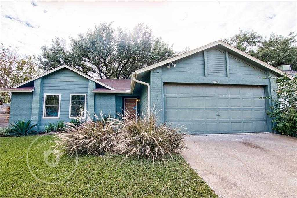$245,000 - 3Br/2Ba -  for Sale in Anderson Mill West Sec 01, Cedar Park