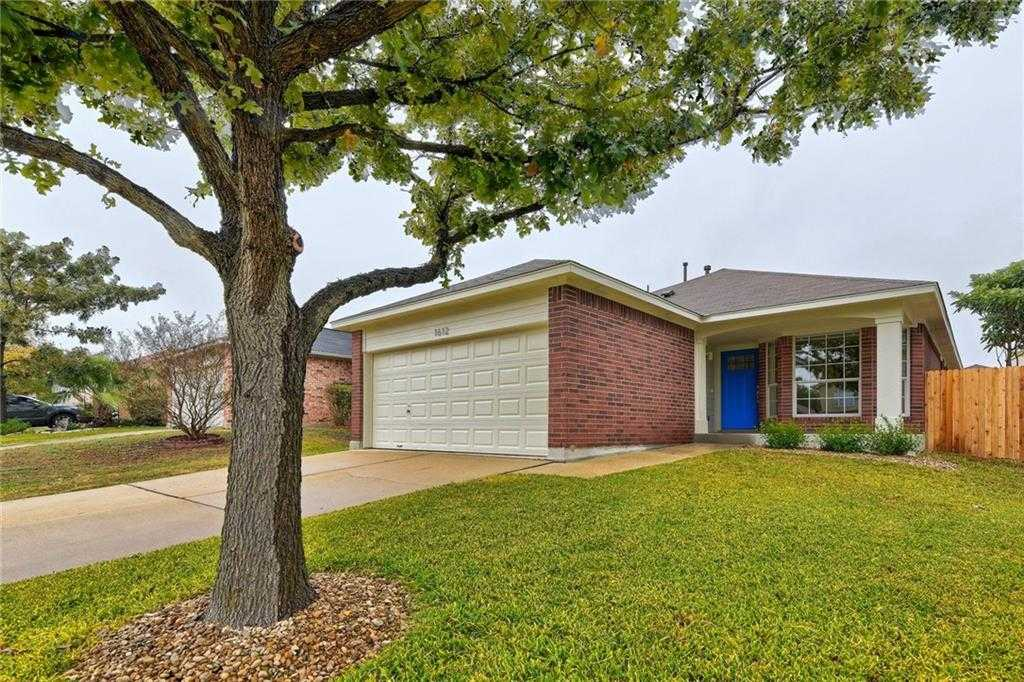 $219,900 - 3Br/2Ba -  for Sale in Ridge At Steeds Crossing Sec 2, Pflugerville
