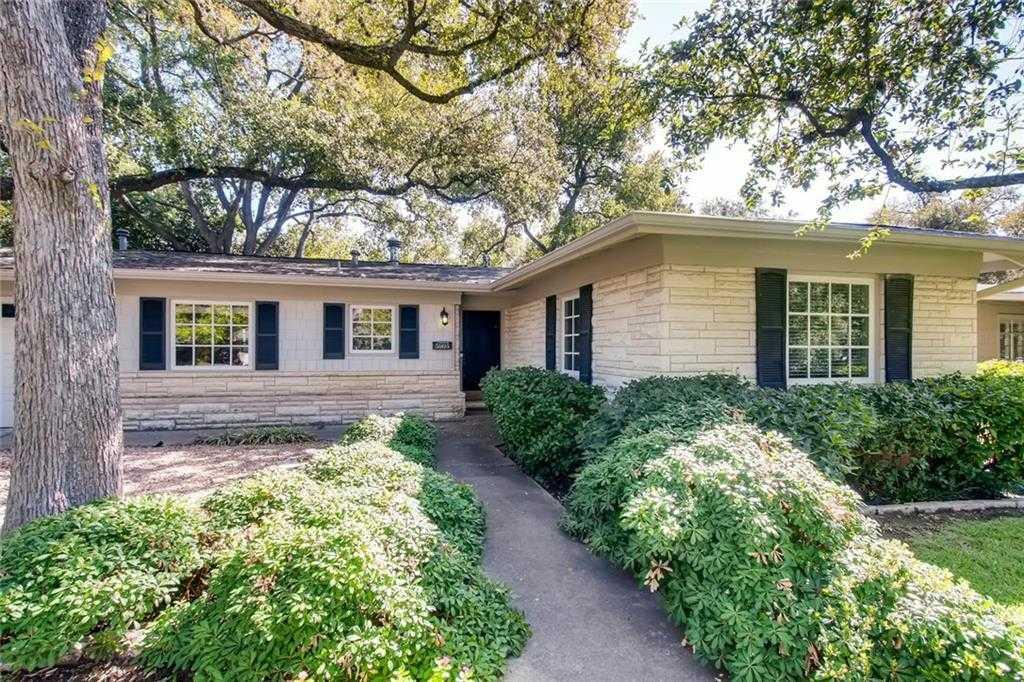 $610,000 - 3Br/2Ba -  for Sale in Allandale Oaks, Austin