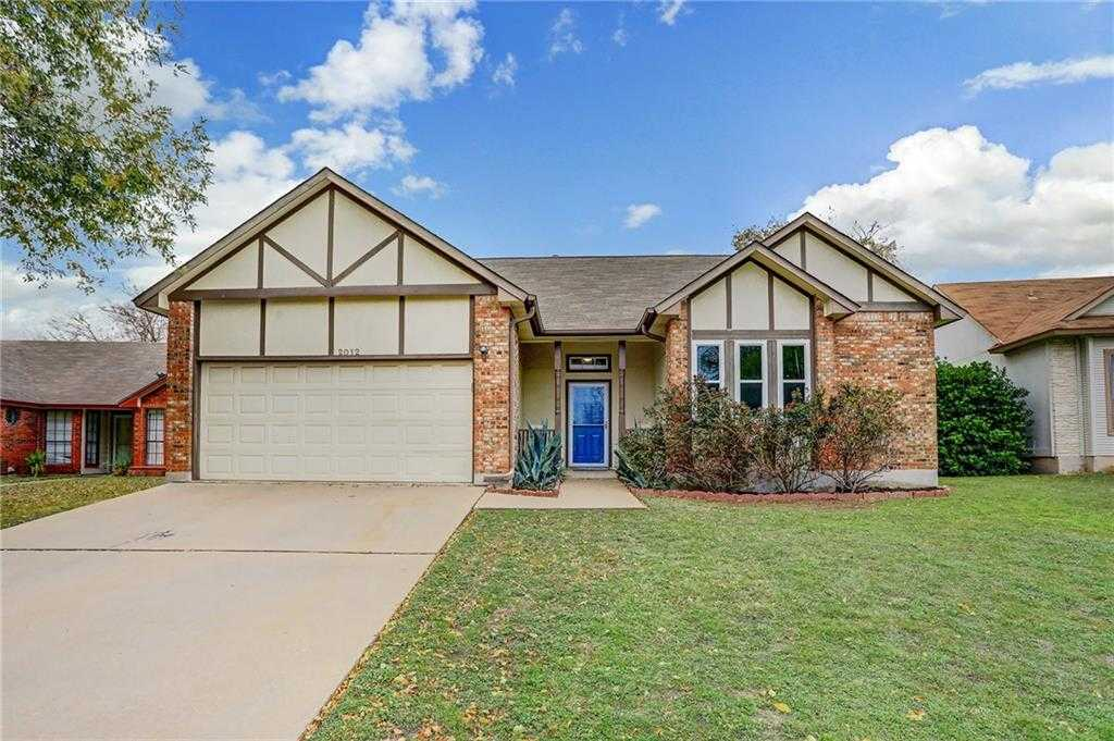 $295,000 - 3Br/2Ba -  for Sale in Wells Branch, Austin