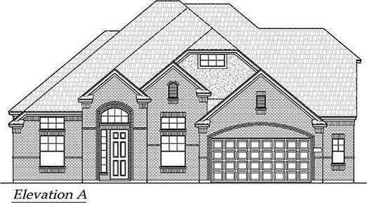 $480,990 - 4Br/5Ba -  for Sale in Highlands/mayfield Ranch Sec 9, Round Rock