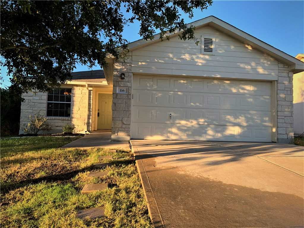 $199,000 - 3Br/2Ba -  for Sale in Sec Hutto Parke 04, Hutto