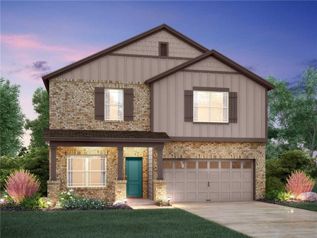 $277,475 - 4Br/3Ba -  for Sale in Plum Creek, Kyle