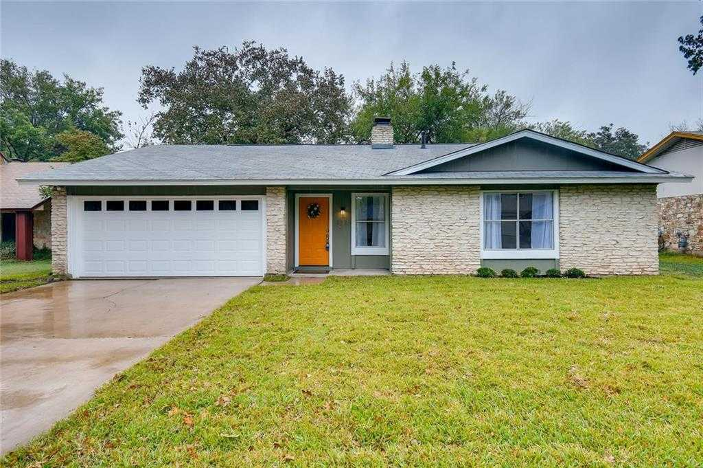 $421,000 - 3Br/2Ba -  for Sale in Barrington Oaks Sec 05, Austin