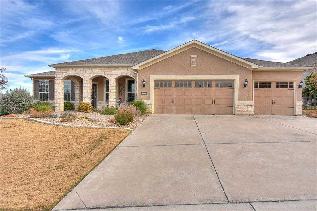$489,000 - 3Br/3Ba -  for Sale in Sun City Texas, Georgetown