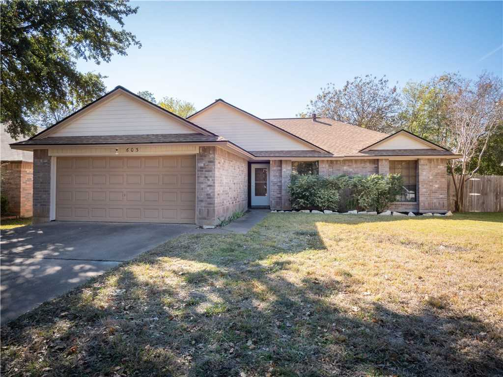 $235,000 - 4Br/2Ba -  for Sale in North Creek Sec 01, Leander