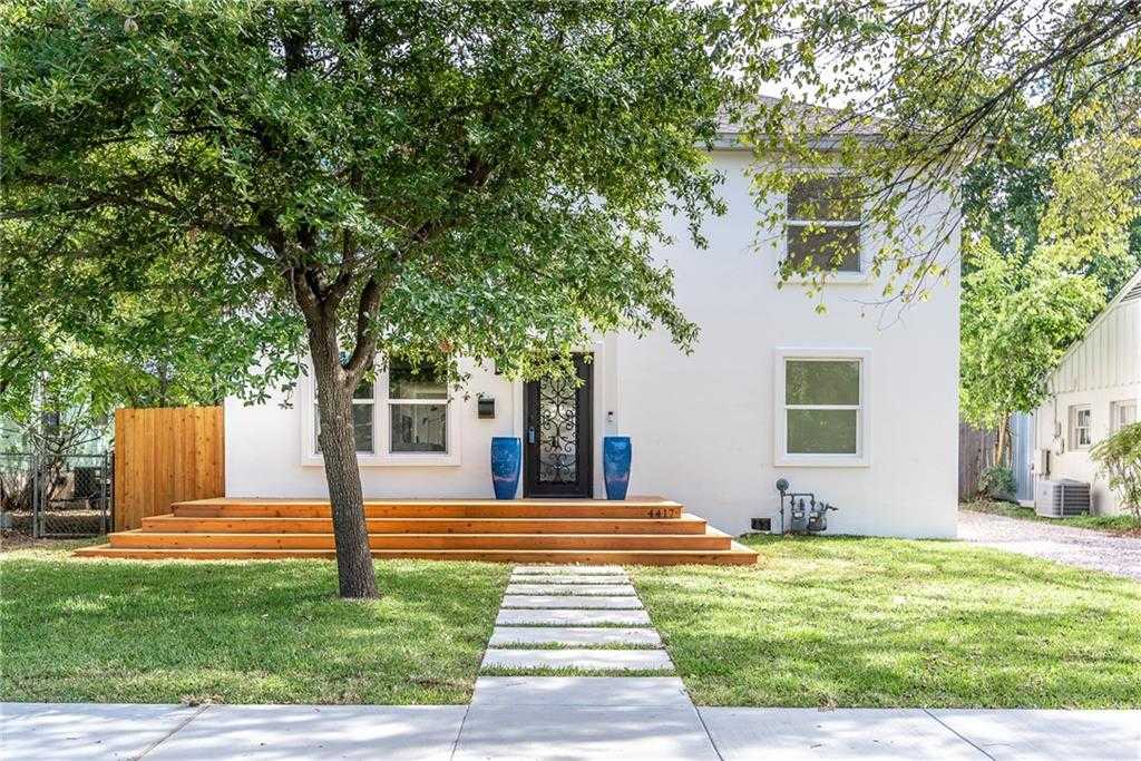 $998,900 - 4Br/3Ba -  for Sale in Rosedale B, Austin