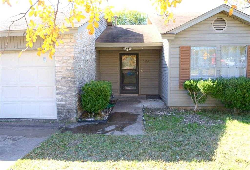 $259,900 - 3Br/2Ba -  for Sale in Western Trails Of Quail Creeks, Austin