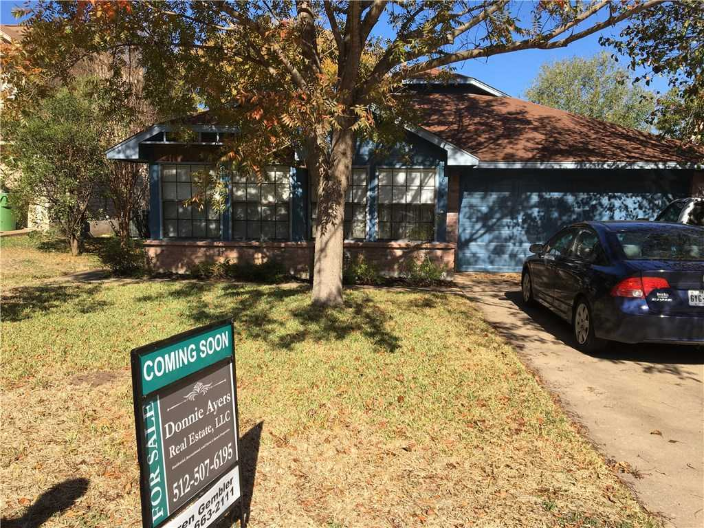 $205,000 - 4Br/2Ba -  for Sale in Settlement Sec 01, Round Rock