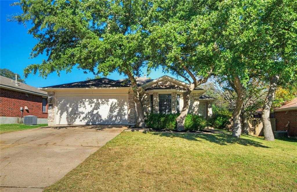 $254,500 - 3Br/2Ba -  for Sale in Crossing At Carriage Hills Sec 8 Am, Cedar Park