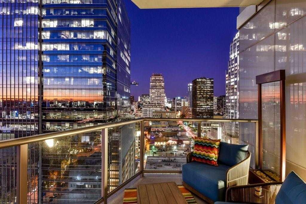 $2,850,000 - 3Br/4Ba -  for Sale in Austonian Condo Community, Austin