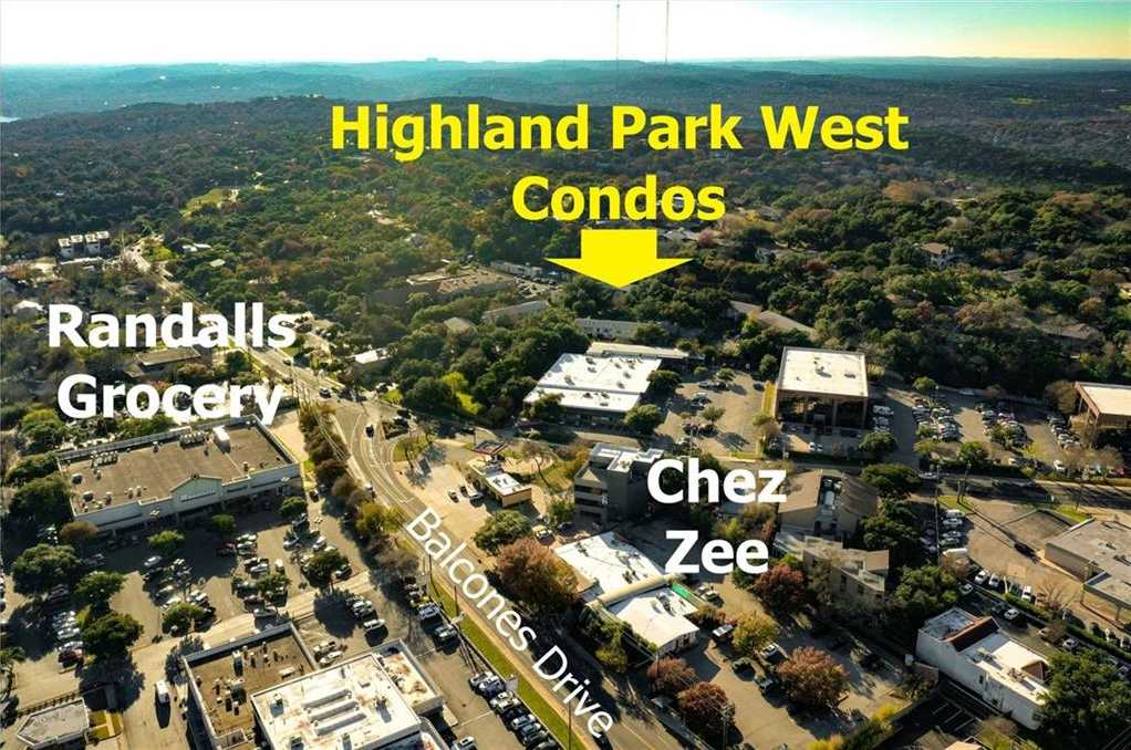 $243,700 - 2Br/2Ba -  for Sale in Highland Park West Condo Amd, Austin