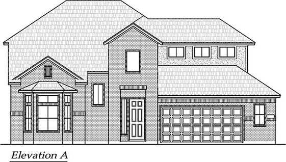 $488,510 - 5Br/3Ba -  for Sale in Highlands At Mayfield Ranch, Round Rock