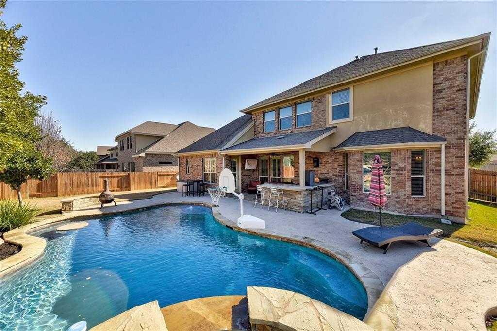 $550,000 - 4Br/4Ba -  for Sale in Behrens Ranch Ph D Sec 05, Round Rock