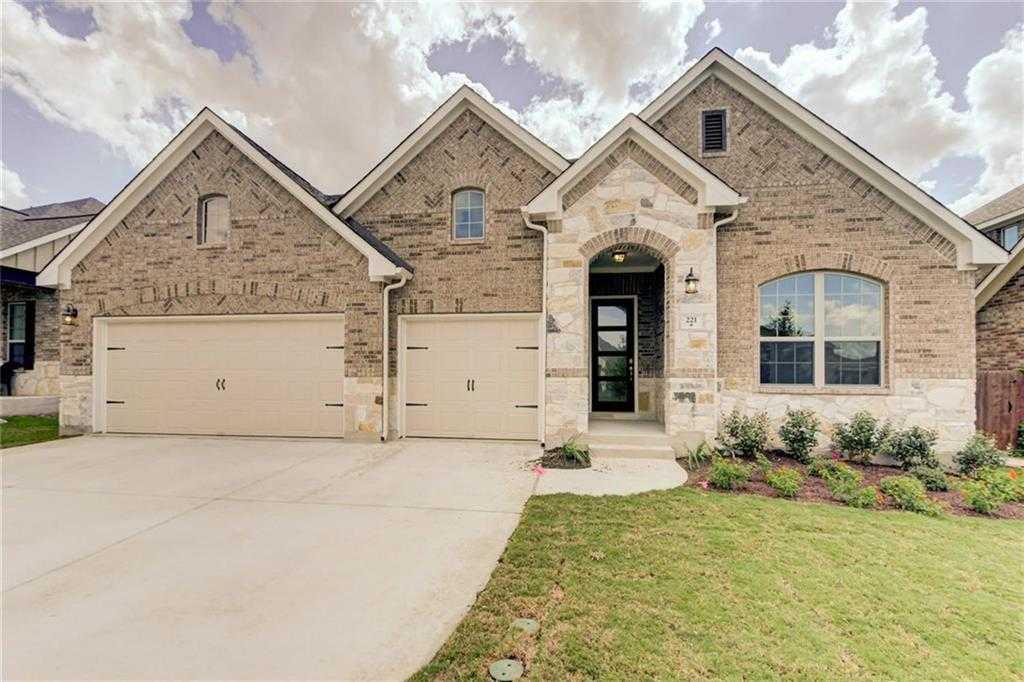 $411,500 - 4Br/3Ba -  for Sale in Vista Ridge Estates, Leander