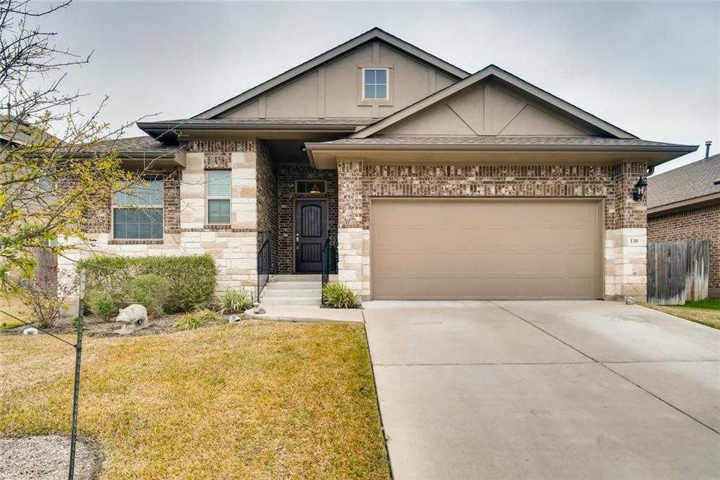 $295,000 - 4Br/3Ba -  for Sale in Star Ranch, Hutto