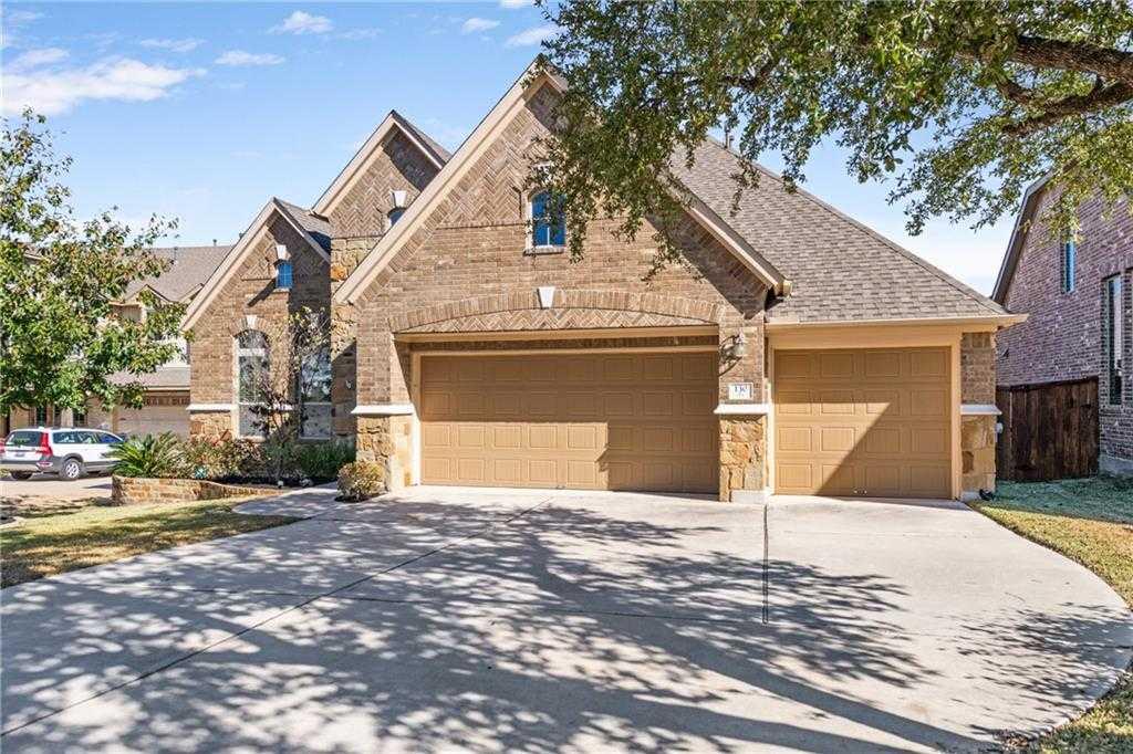 $499,000 - 4Br/3Ba -  for Sale in Ranch At Brushy Creek, Cedar Park