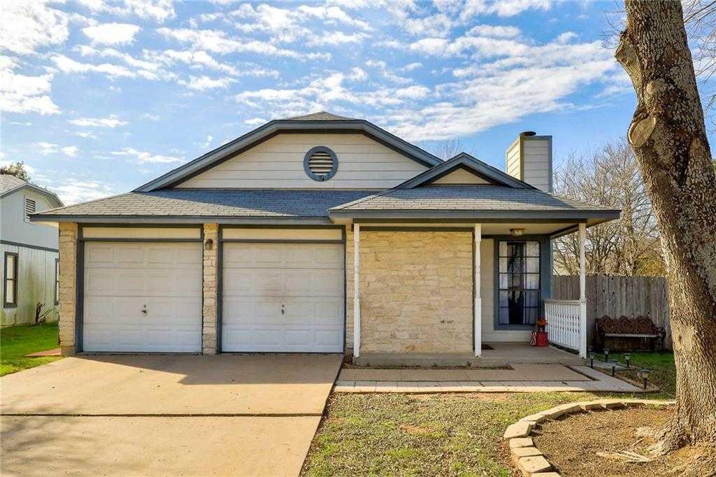 $219,900 - 3Br/2Ba -  for Sale in Buttercup Creek Sec 02 Village 04, Cedar Park