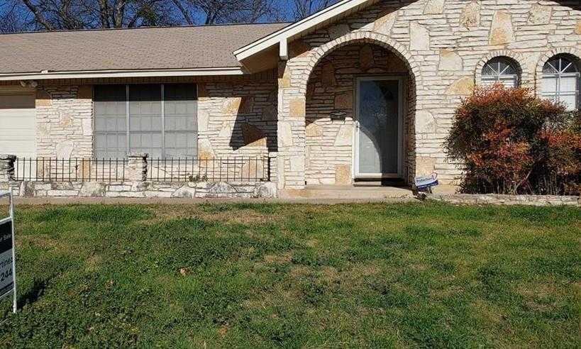 $360,000 - 4Br/2Ba -  for Sale in Bluffs University Hills Sec 01, Austin