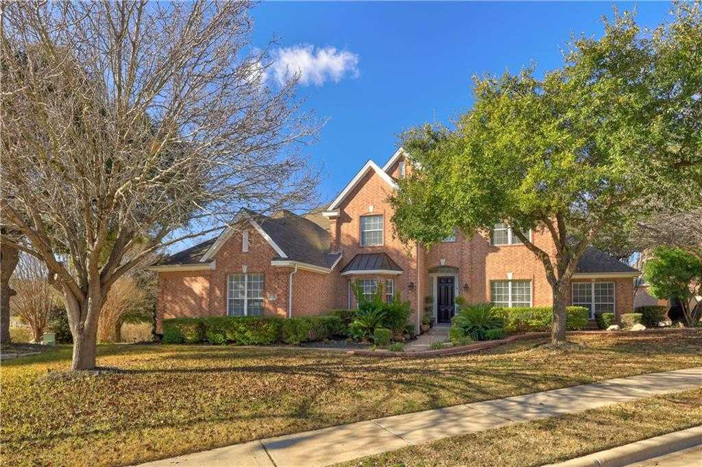 $499,900 - 6Br/4Ba -  for Sale in Forest Creek Sec 14, Round Rock