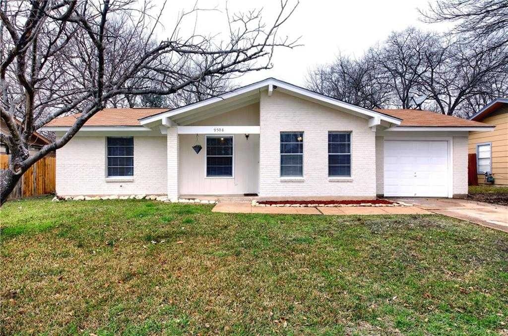 $239,900 - 3Br/1Ba -  for Sale in North Creek East Sec 01, Austin