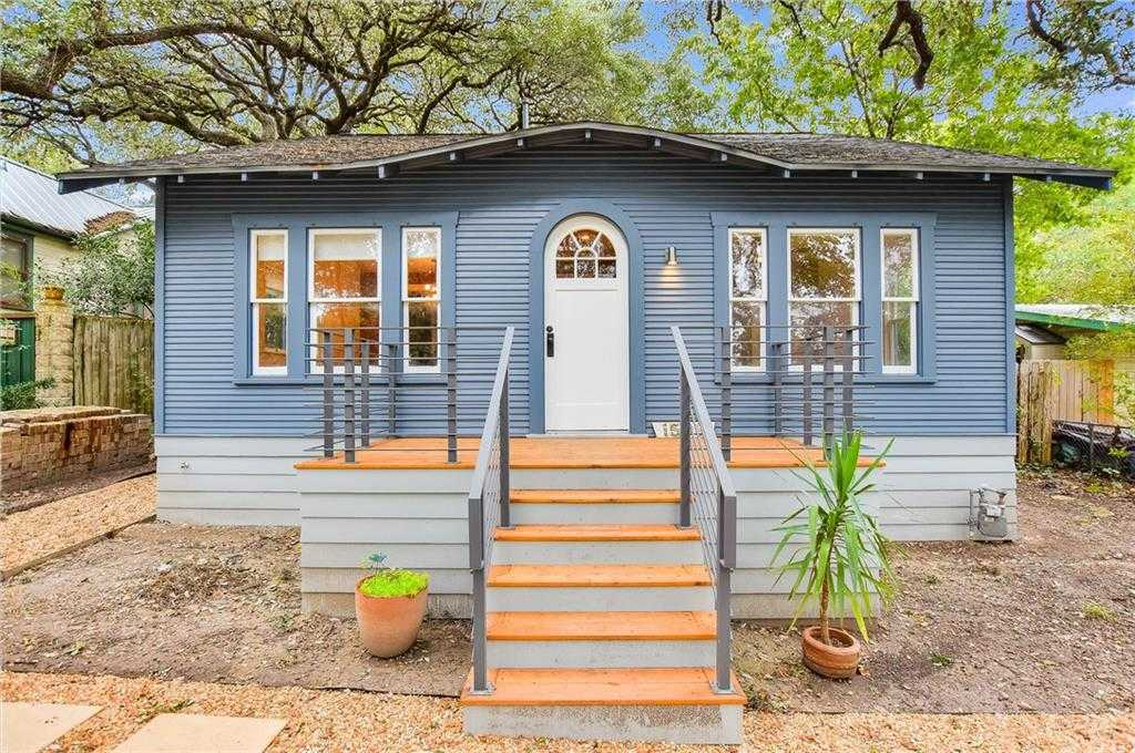 $725,000 - 2Br/1Ba -  for Sale in Travis Heights, Austin