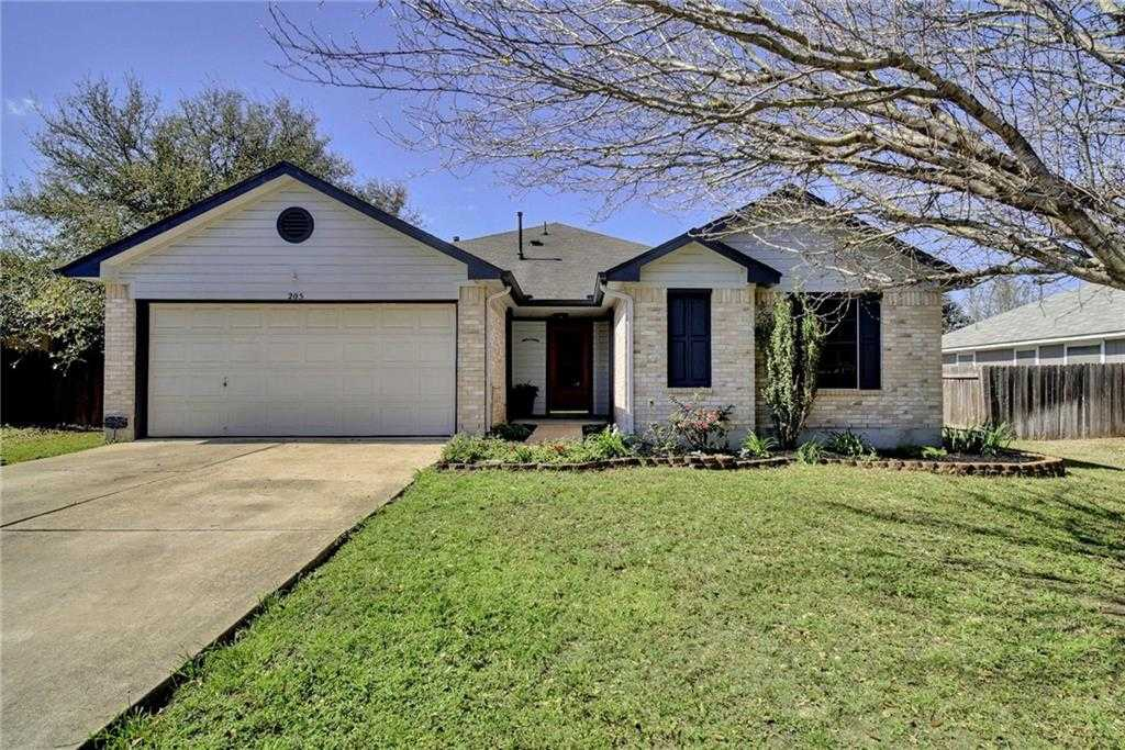 $234,900 - 3Br/2Ba -  for Sale in Lakeside Estates Ph 1, Hutto