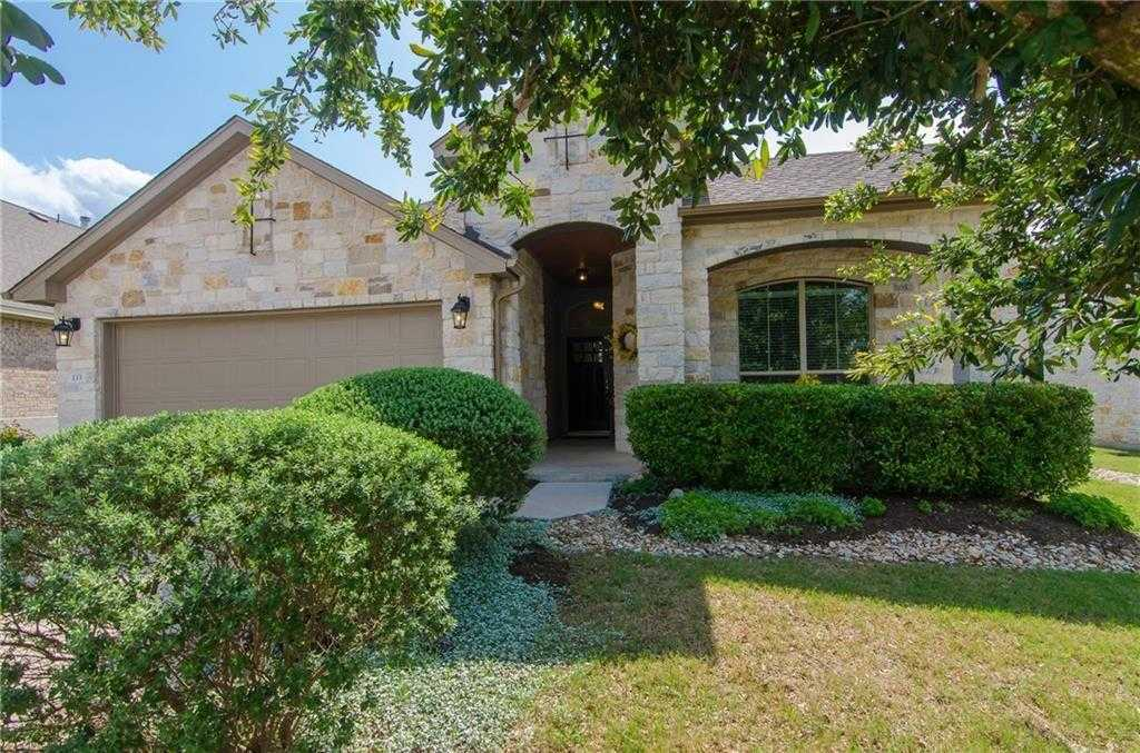 $299,000 - 3Br/2Ba -  for Sale in Rancho Sienna, Georgetown