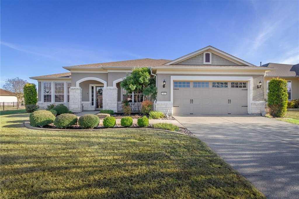 $515,000 - 3Br/4Ba -  for Sale in Sun City Georgetown Neighborhood 46 Pud, Georgetown