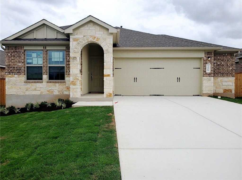$278,125 - 3Br/2Ba -  for Sale in Madsen Ranch, Round Rock