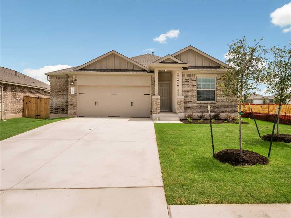 $299,525 - 4Br/3Ba -  for Sale in Madsen Ranch, Round Rock