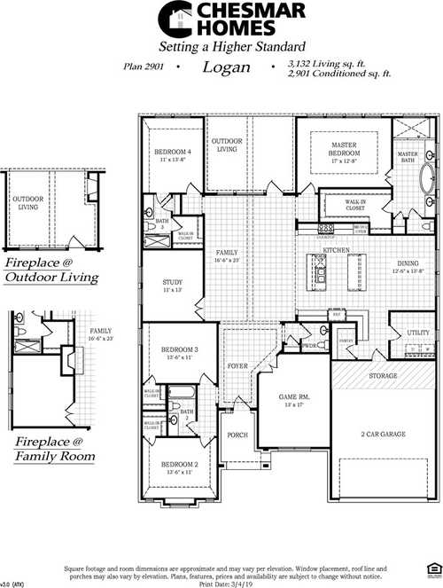 $709,990 - 4Br/4Ba -  for Sale in Bryson, Leander