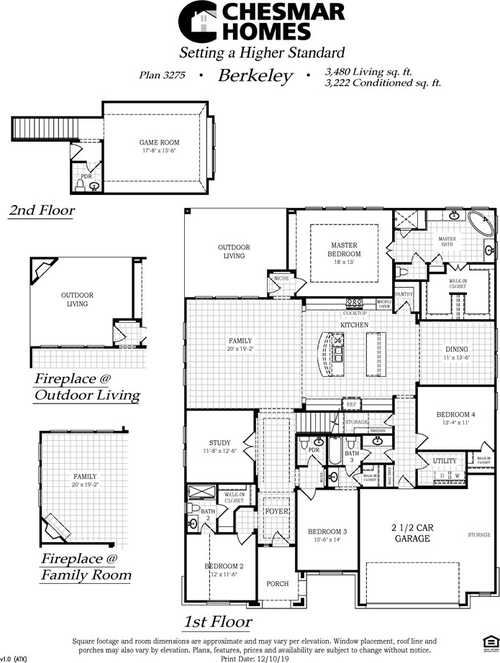 $810,000 - 4Br/5Ba -  for Sale in Bryson, Leander