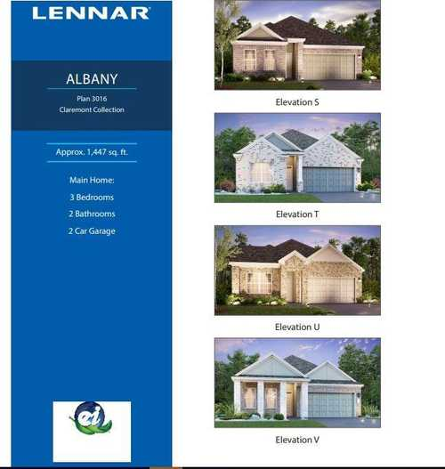 $398,490 - 3Br/2Ba -  for Sale in Bryson, Leander