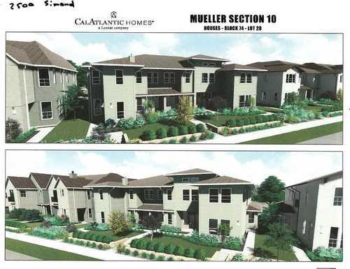 $491,490 - 2Br/3Ba -  for Sale in Mueller House Ii Condominiums, Austin