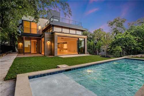 $5,200,000 - 2Br/3Ba -  for Sale in Nice Terren, No Moat, Austin