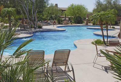 - 2Br/2Ba -  for Sale in Mirage Crossing Resort Casitas Condominium, Scottsdale