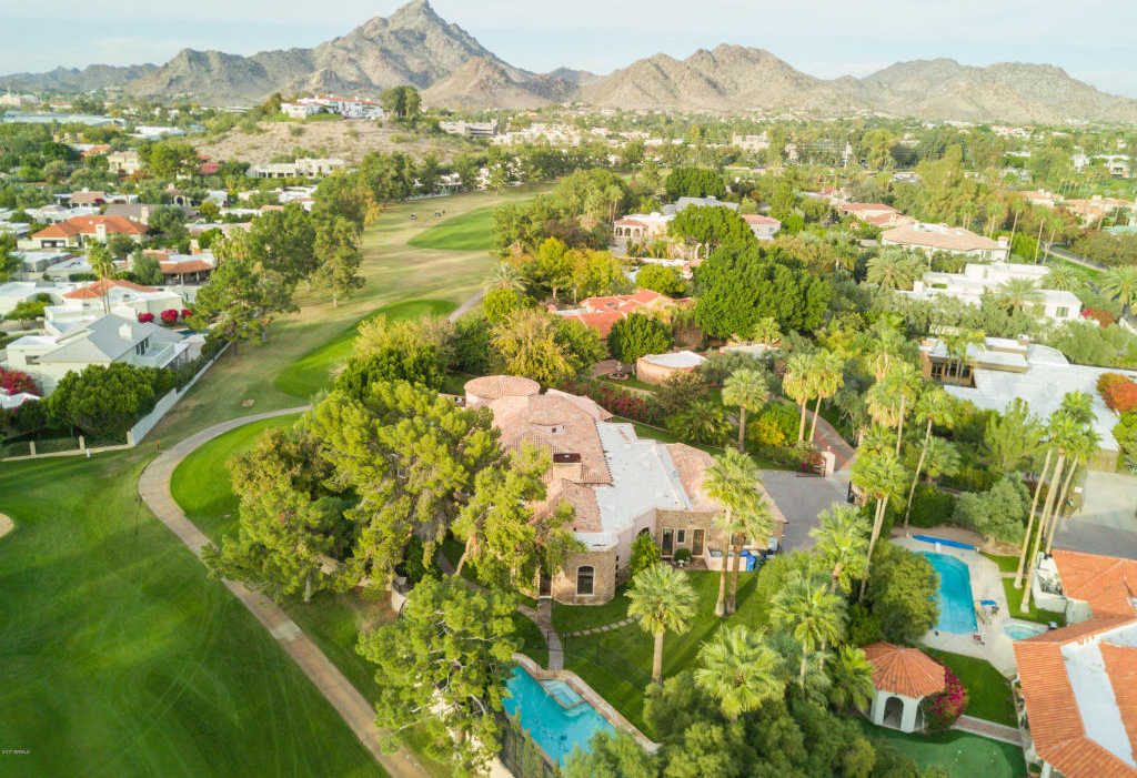 $3,995,000 - 4Br/5Ba - Home for Sale in Arizona Biltmore Estates / Squaw Peak Vista, Phoenix