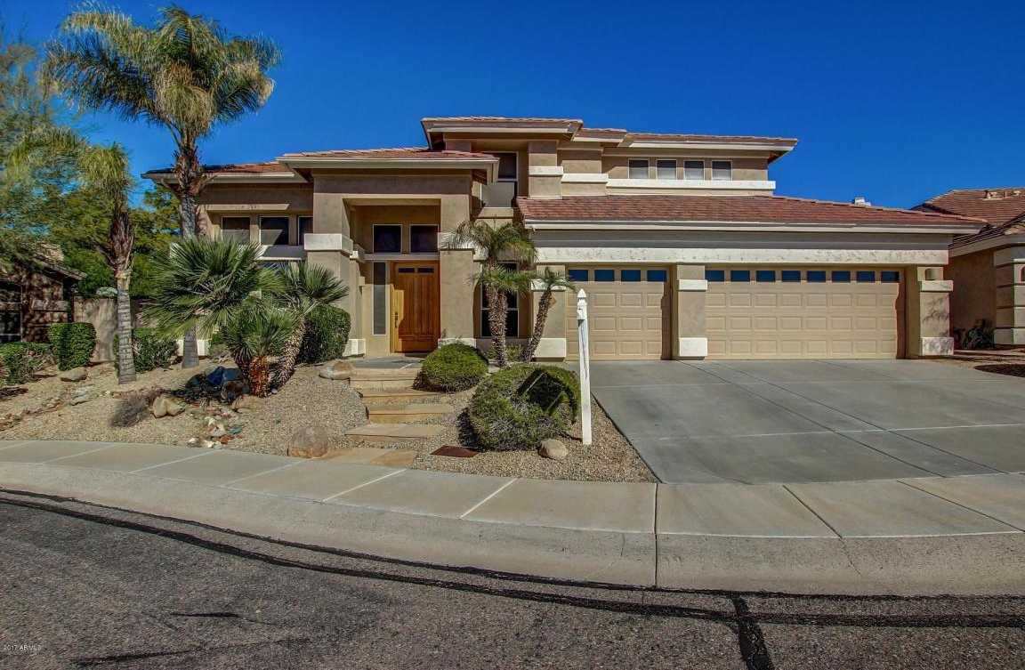 $489,000 - 4Br/3Ba - Home for Sale in Top Of The Ranch 3, Glendale