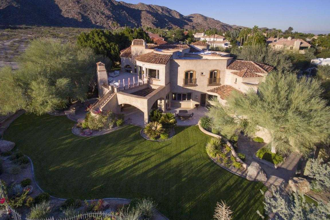 $5,750,000 - 7Br/11Ba - Home for Sale in Ahwatukee Custom Est 2 Lot 4851-4898 Tr A, Phoenix
