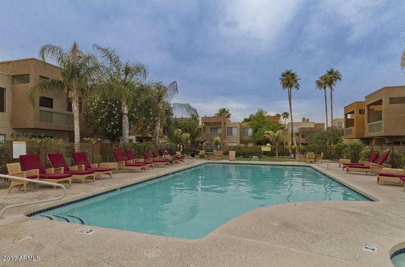 - 2Br/2Ba -  for Sale in Sunscape Villas, Scottsdale