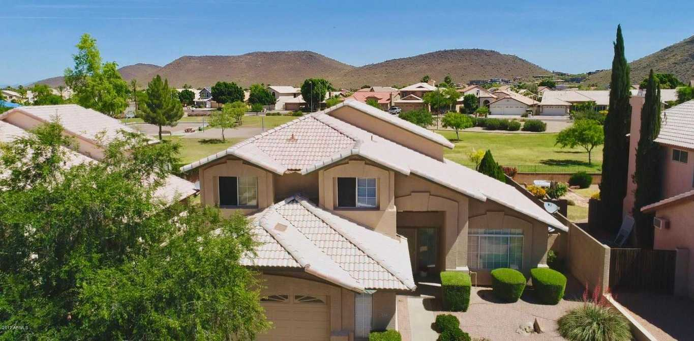 $334,000 - 4Br/3Ba - Home for Sale in Fulton Homes At Arrowhead Ranch Unit 2, Glendale