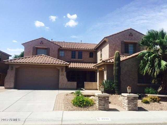 $489,900 - 5Br/5Ba - Home for Sale in Stetson Valley Parcels 7 8 9 10, Phoenix