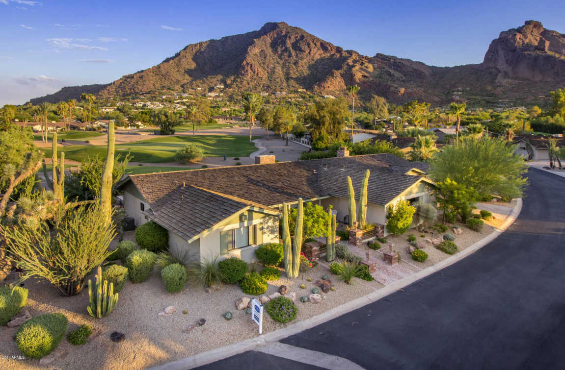 Paradise Valley Arizona Homes For Sale With Corey Frederic